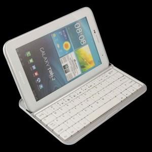 Slim Wireless Bluetooth Keyboard for Samsung Galaxy Tab 2 7.0 P3100